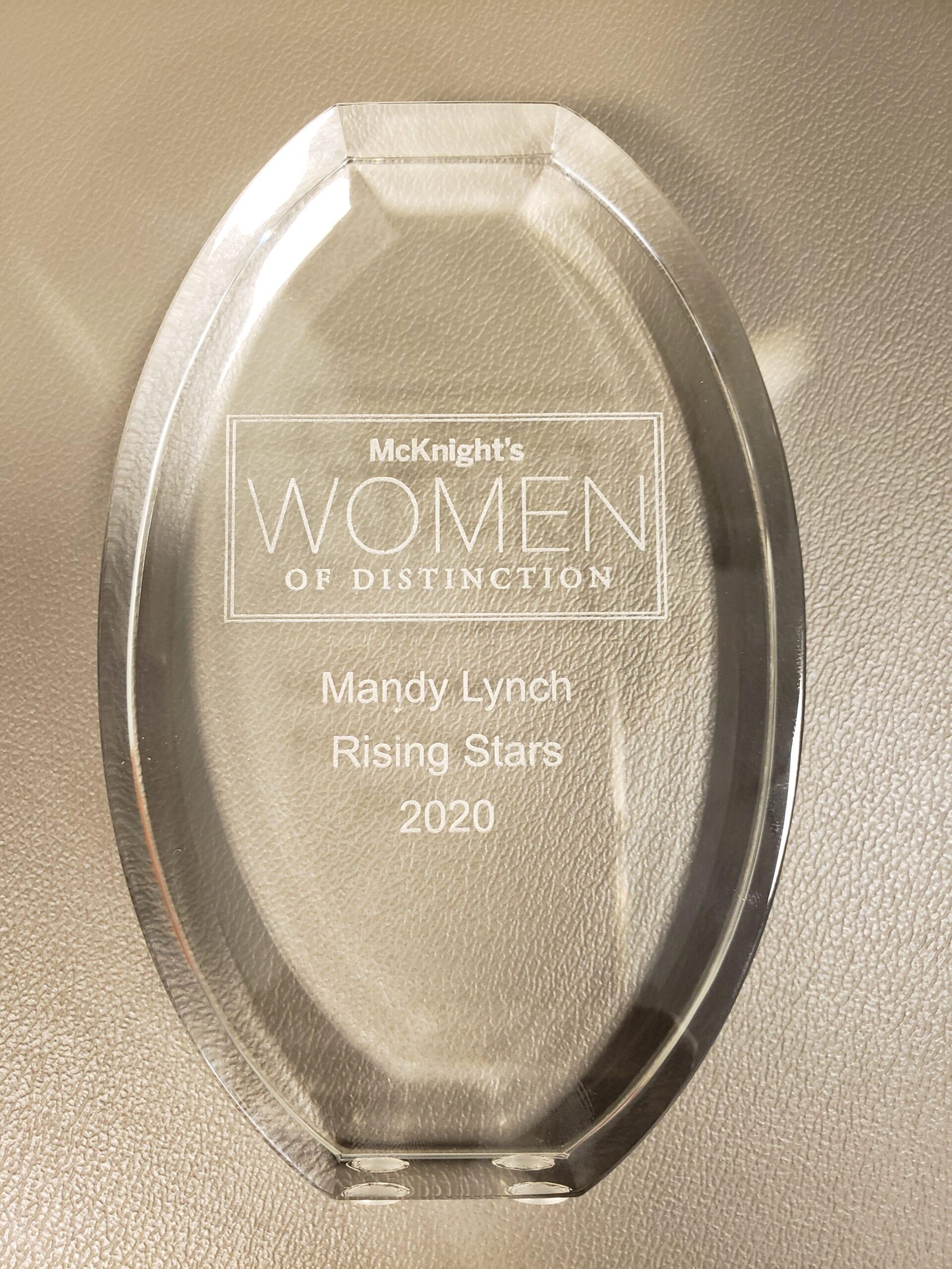 McKnight Award